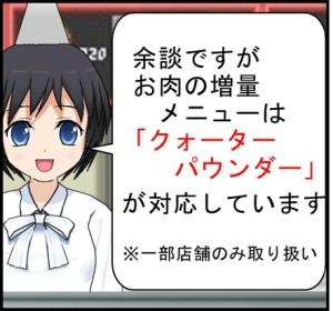 マック新裏+クォーターパウンダー