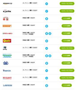 skypeクレジット販売先