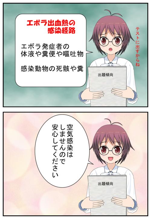 エボラ出血熱感染経路漫画で説明_004