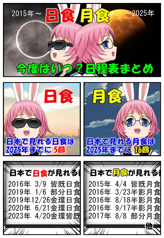 日食月食の予定日を漫画で説明_001