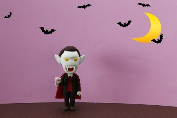 吸血鬼のおもちゃ