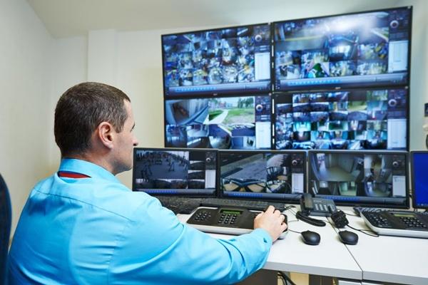防犯監視システム