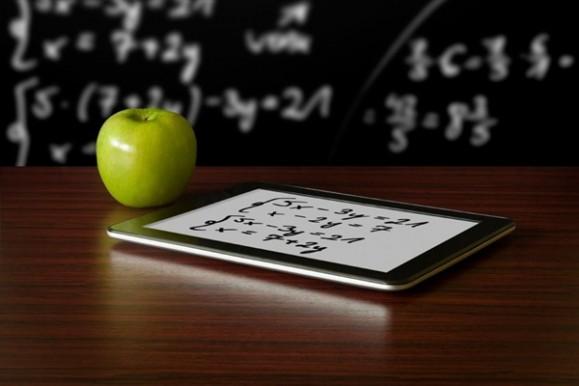りんごとタブレット