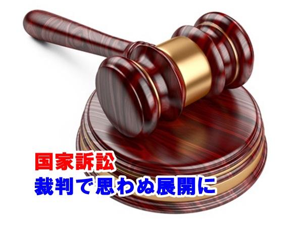 国家訴訟判決