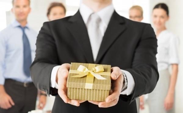 男性からのプレゼント