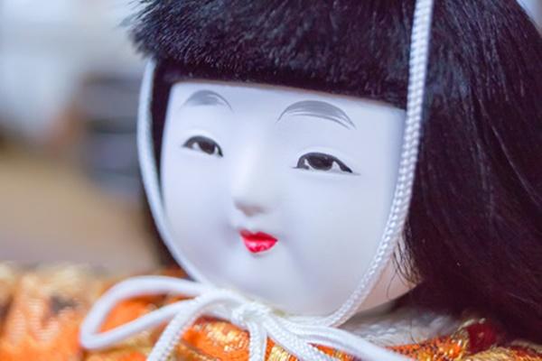 わらしべ人形