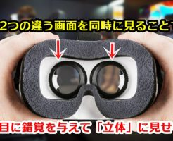 VRカメラの仕組み